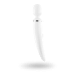 Satisfyer Wand-er Woman White